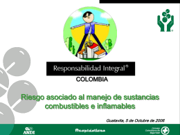 Diapositiva 1 - Responsabilidad Integral Colombia