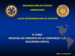 PresentationMFC&S 07OCT2010