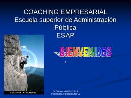 Diapositiva 1 - ::ESAP *** APL02