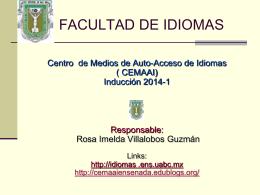 CEMAAI - Facultad de Idiomas Ensenada