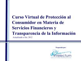 Sistema de Proteccion al Consumidor