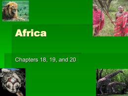 Africa - TypePad