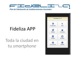 Fideliza APP
