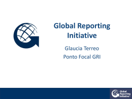 Integrated reporting - MBC - Movimento Brasil Competitivo