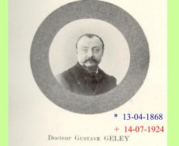 Gustavo Geley - Bezerra de Menezes Kardecian Spiritist …