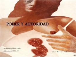 LA AUTORIDAD DE PADRES Y MAESTROS