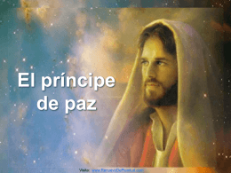 The Prince of Peace - Renuevo De Plenitud