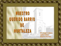 Barrio de Hortaleza