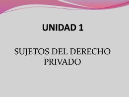 UNIDAD 1 - Franja Morada
