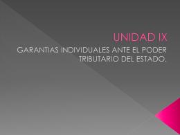 UNIDAD IX