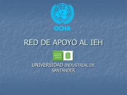 RED DE APOYO AL IEH