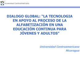 Entornos virtuales de aprendizaje como apoyo a los cursos