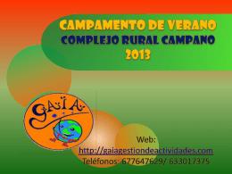 Diapositiva 1 - Colegio Internacional Alminar