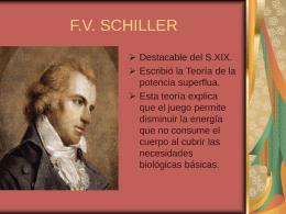 F.V. SCHILLER - JIMCalero