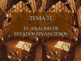 CONTABILIDAD GENERAL Y ANALITICA