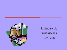 SURVEY OF TOXIC SUBSTANCES