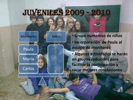 JUVENILES 2009