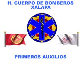 Diapositiva 1 - Bomberos Xalapa