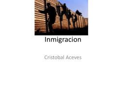 Imigracion