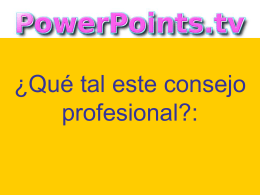 www.powerpoints.tv
