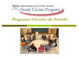Study Circles: