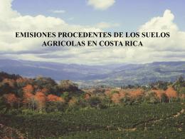 EMISIONES PROCEDENTES DE LOS SUELOS AGRICOLAS …