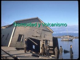Sismicidad y Volcanismo
