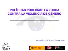 Diapositiva 1 - Ilustre Colegio de Abogados de Granada