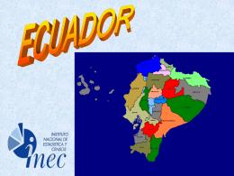 INEC-ECUADOR
