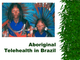 Indian Nations in Brazil