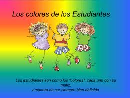 Colores de Amistad