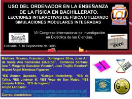 Diapositiva 1 - Gobierno de Canarias