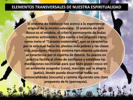 Diapositiva 1 - Colegio Salesiano P. Jose Fernandez Perez