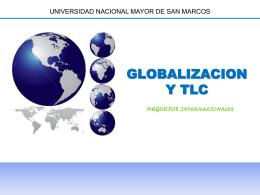 GLOBALIZACION - Bienvenidos al curso de negocios