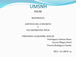 UMSNH - Materiales