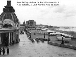 Mar del Plata antigua