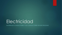 Electricidad