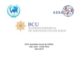 Uruguay Superintendencia de Servicios Financieros