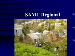 SAMU V REGION