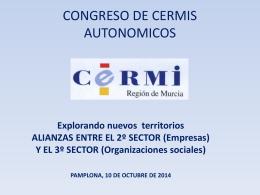 CONGRESO CERMIS AUTONOMICOS ACERCAMIENTO 2 …