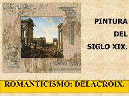 NEOCLASICISMO Y ARTE DEL SIGLO XIX