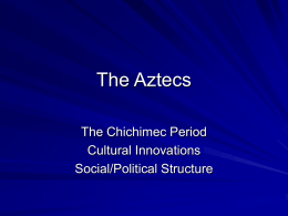 The Aztecs - Visit Employees.oneonta.edu