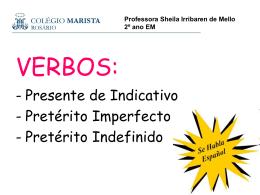 VERBOS: