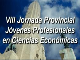 SEMINARIO DE JOVENES PROFESIONALES