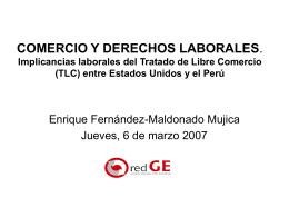 Diapositiva 1 - Centro Peruano de Estudios Sociales