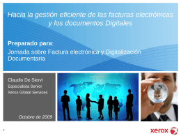 Xerox Global Services Tema