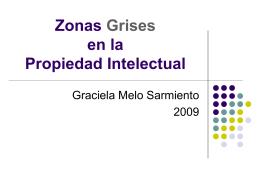 Diapositiva 1 - Departamento de Propiedad Intelectual