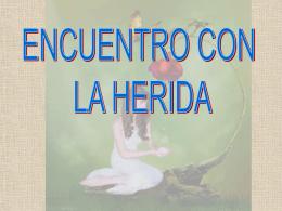 HERIDA DE ABANDONO - Conferencia de Religiosos de …