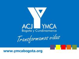 Diapositiva 1 - ACJ YMCA Bogota