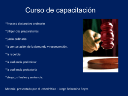 Diapositiva 1 - Cambio Generacional